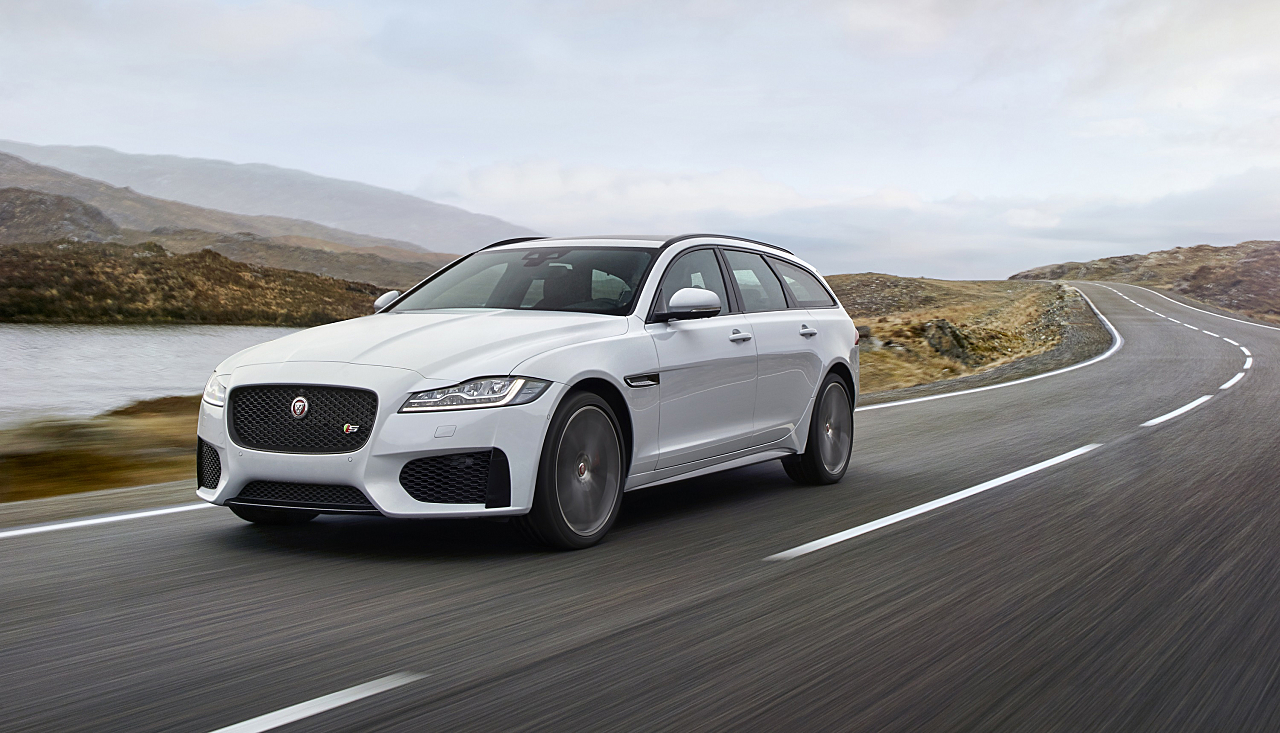 2019 Jaguar XF Sportbrake: Luxury Estate Wagon